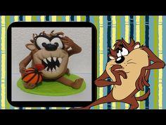 Como fazer o TAZ do Looney Tunes - PARTE 1 - YouTube