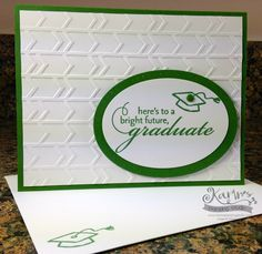 Grad card example #2