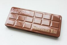 Too Faced Semi-Sweet Chocolate Bar Palette review, photos, and swatches! | Mandy Leigh Blog
