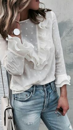 Mode Vetement, Fringues, Tenues Jeans Bleus, Robe Chemise En Coton, Tenue  Chic 7bee2f4ca88b