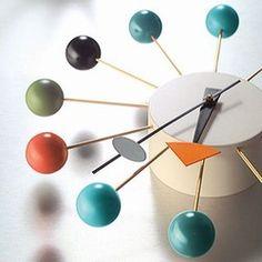 Vitra Ball Clock - design George Nelson - 1948