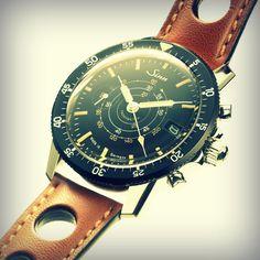 Sinn Tachymetric Chronograph Limited Edition