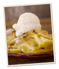 Recipe! Apple Brown Betty  @QVC @David Nilsson Venable QVC