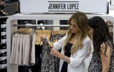 FOTOS: Jennifer López lleva su estilo a México
