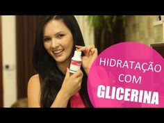 ALERTA sobre o uso de Glicerina nos cabelos! - YouTube