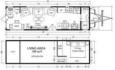 floor plans for tiny houses on wheels interesting and comfortable design for tiny or small home on trailer