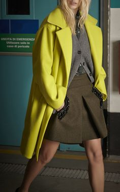 No.21 Pre-Fall 2014 Trunkshow Look 17 on Moda Operandi