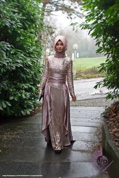tesettur moda abiye elbise