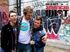 """""""American Idiot about to rock Peterborough"""" by Sam Tweedle // Cordwainer Productions and young local talent bring Green Day's punk opera to the Market Hall in December."""