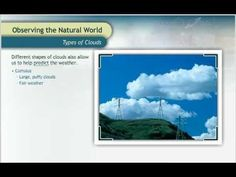 ▶ Types of Clouds - YouTube