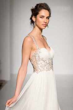 Bridal Gowns: Best of Maggie Sottero + Sottero and Midgley - www.maggiesottero.com/   Read More on SMP: http://www.stylemepretty.com/2015/05/08/designer-spotlight-from-the-smp-look-book-4/
