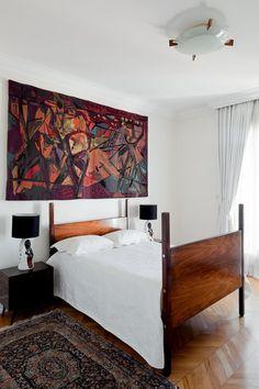 10 quartos de casal onde não falta estilo - Casa Vogue | Ambientes