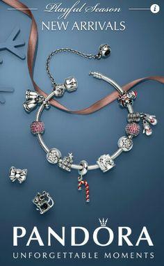 Pandora Christmas Charms!