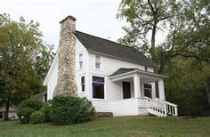 Mansfield, MO - This was the house owned by Laura and Almanzo Wilder after they got married.  They named their farm Rocky Ridge.   ,,www.agweb.com bookish thing, laura ingalls wilder, little houses, interest, farms, almanzo wilder, wilder hous, place, ingal wilder