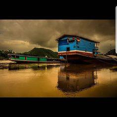 Flashback to holiday cruising along the Mekong River #exploretocreate