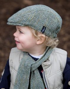 Flat Caps for kids by Artimus London