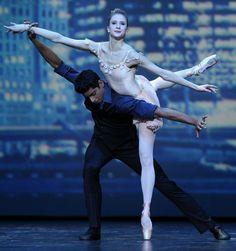 Ursula Smeets and Fritz Fronius - Ballet, балет, Ballett, Bailarina, Ballerina, Балерина, Ballarina, Dancer, Dance, Danse, Danza, Танцуйте, Dancing