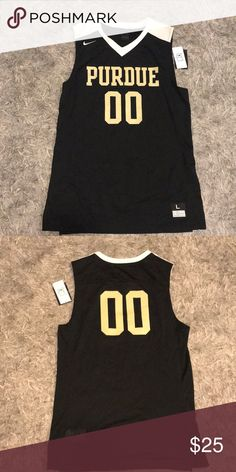 4125f6d2eaf Men's Nike Purdue Basketball Jersey Brand new!! **Buyer can customize if  they