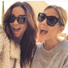 Shay Mitchell and Ashley Benson may play BFFs on Pretty Little Liars, but their friendship goes far beyond the small screen. Since meeting on set, the ladies Shay Mitchell, Ashley Benson, Emily Fields, Lucy Hale, Girl Crushes, Pretty Litle Liars, Actors & Actresses, Celebs, Style