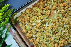 Make and share this Cornbread Dressing recipe from Food.com.