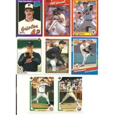 Huge lot of 30 + PETE HARNISCH cards lot RC 1989 - 1996 Orioles Astros Mets Listing in the 1990-1999,Lots,MLB,Baseball,Sports Cards,Sport Memorabilia & Cards Category on eBid United States   148544158