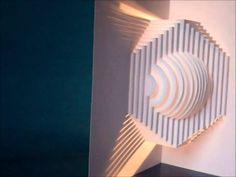 origami - pop-up - origami architecture (Ramin Razani) - dutchpapergirl