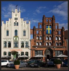 Wismar on the baltic sea in germany, Mecklenburg-Vorpommern -- One of THE best places in the world!!