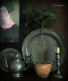 Karen At Catskill Mountain Antiques & Primitives