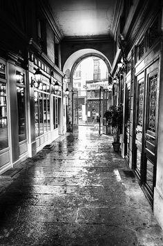 DownTown Corridor, Paris