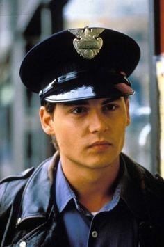 Arrest me please officer Depp