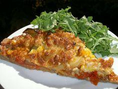 Vegánságok: Pizza vegánul és gyorsan (alaprecept)