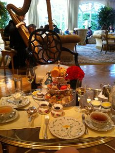 I love afternoon tea. I enjoyed the playful interpretation of Tres by Jose Andres and the simplicity of Tea Rose Garden in Pasadena. Next, I would like to try the The Peninsula Hotel's version.