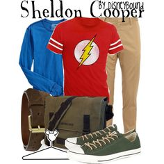 Sheldon Cooper Outfit OR Costume :)