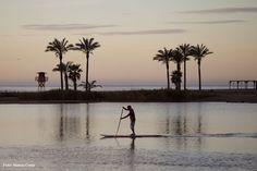 SUP dreamers, la nueva forma de surfear | Rurápolis Paddle, Celestial, Sunset, Outdoor, Surfing, Entryway, Shapes, Outdoors, Sunsets