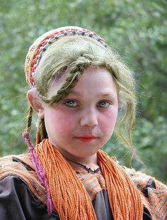 Kalash girl