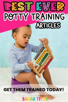 Potty training your child can seem like a nightmare, but it doesn't have to be. After scouring the web, I found these 10 best ever potty training articles.#pottytraining #pottytrainingtips #pottytrainingboys #pottytraininggirls