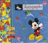 How to make a Disney autograph book