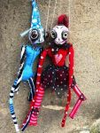 Misfit Dollmaking 101    at Art & Soul    Portland, OR this fall