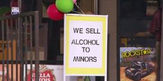Comedy Centrals Nathan Fielder has found a loophole to sell liquor to minors - Funny video http://cactopia.com/loophole-sell-liquor-minors/