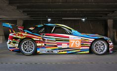 The BMW Art Car collection parks up in London's Shoreditch | Cars | Wallpaper* Magazine: design, interiors, architecture, fashion, art