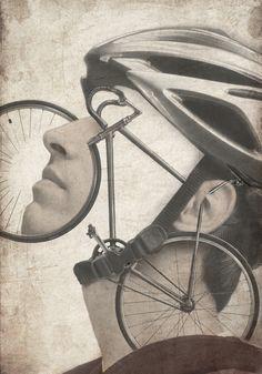 Cool Luciano Marchetti - Scatto : bike poster (photo Marco Cremascoli)