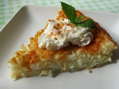 Mennonite Girls Can Cook: Coconut Pie..the easy way.