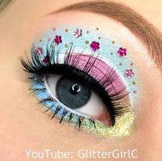 ashlynn ella , beauty , cosmetics , ever after high , eyeliner , eyeshadow , glittergirlc , makeup