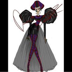 Frollo by Daren J Disney villains collection