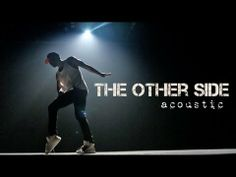 """Jason Derulo joins Tyler Ward for an acoustic cover of """"The Other Side"""""""