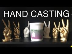 How to Make a cast of Your Hand - YouTube