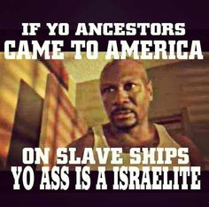 You are an Israelite