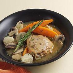 Chicken & Sweet Potato Stew - EatingWell.com