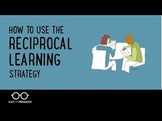 A demonstration of how to use the Reciprocal Learning strategy, a cooperative learning technique that has students coach each other through a set of tasks. Cooperative Learning Strategies, Assessment For Learning, Teaching Strategies, Cooperative Games, Teaching Ideas, Instructional Coaching, Instructional Strategies, Leadership Activities, Learning Activities