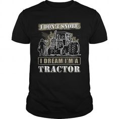 Make this awesome Farmer shirt I dream a Tractor as a great gift Shirts T-Shirts for Farmers